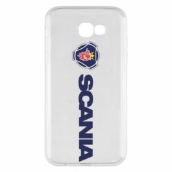 Чохол для Samsung A7 2017 Scania Logo