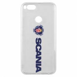 Чохол для Xiaomi Mi A1 Scania Logo