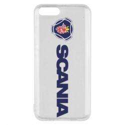Чохол для Xiaomi Mi6 Scania Logo