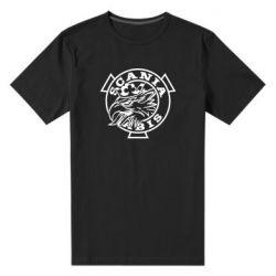 Чоловіча стрейчева футболка Scania vabis logo