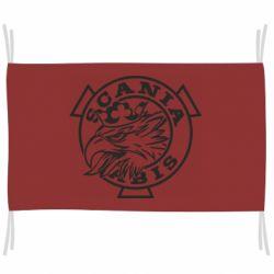 Прапор Scania vabis logo
