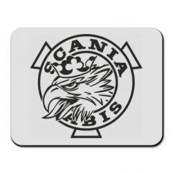 Килимок для миші Scania vabis logo