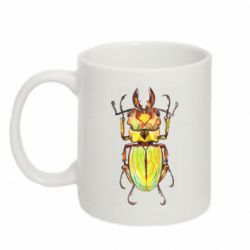 Кружка 320ml Scarab beetle