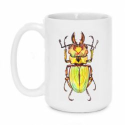 Кружка 420ml Scarab beetle