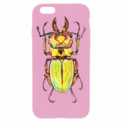 Чехол для iPhone 6 Plus/6S Plus Scarab beetle