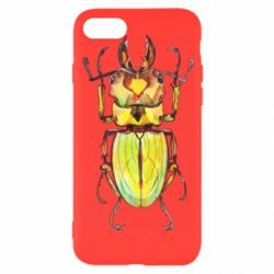 Чехол для iPhone 8 Scarab beetle