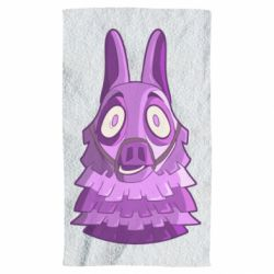 Рушник Scared llama from fortnite