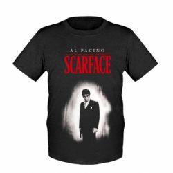 Дитяча футболка Scarface Platinum
