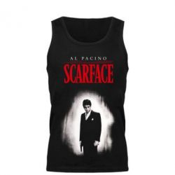 Майка чоловіча Scarface Platinum