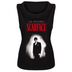 Майка жіноча Scarface Platinum