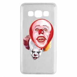 Чохол для Samsung A3 2015 Scary Clown
