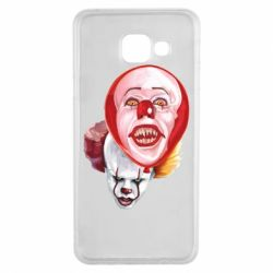 Чохол для Samsung A3 2016 Scary Clown