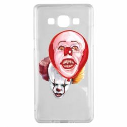 Чохол для Samsung A5 2015 Scary Clown