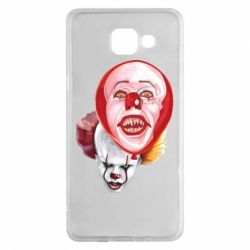 Чохол для Samsung A5 2016 Scary Clown