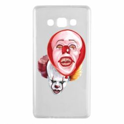 Чохол для Samsung A7 2015 Scary Clown