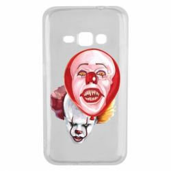 Чохол для Samsung J1 2016 Scary Clown