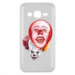Чохол для Samsung J2 2015 Scary Clown