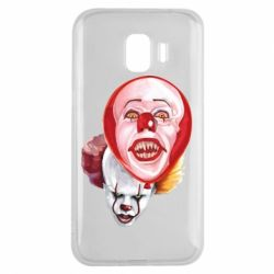 Чохол для Samsung J2 2018 Scary Clown