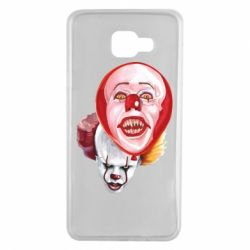 Чохол для Samsung A7 2016 Scary Clown