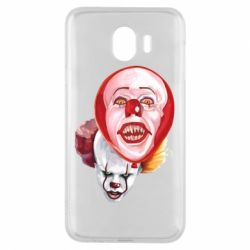Чохол для Samsung J4 Scary Clown
