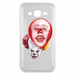 Чохол для Samsung J5 2015 Scary Clown