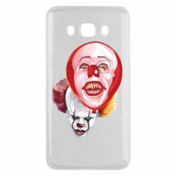 Чохол для Samsung J5 2016 Scary Clown
