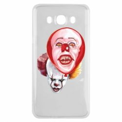 Чохол для Samsung J7 2016 Scary Clown