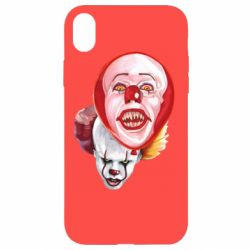Чохол для iPhone XR Scary Clown