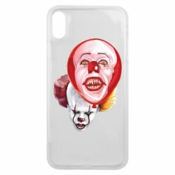 Чохол для iPhone Xs Max Scary Clown