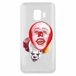 Чохол для Samsung J2 Core Scary Clown