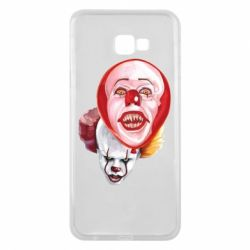 Чохол для Samsung J4 Plus 2018 Scary Clown