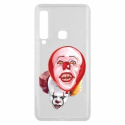 Чохол для Samsung A9 2018 Scary Clown