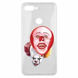 Чохол для Xiaomi Mi8 Lite Scary Clown