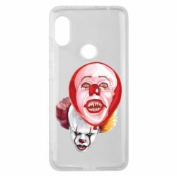 Чохол для Xiaomi Redmi Note Pro 6 Scary Clown