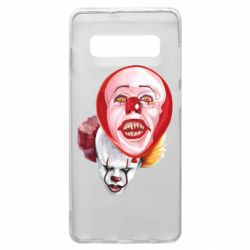 Чохол для Samsung S10+ Scary Clown