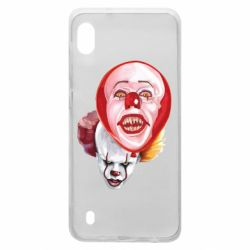 Чохол для Samsung A10 Scary Clown