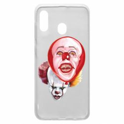 Чохол для Samsung A30 Scary Clown