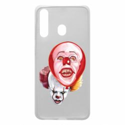 Чохол для Samsung A60 Scary Clown
