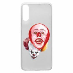 Чохол для Samsung A70 Scary Clown