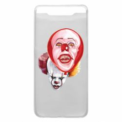 Чохол для Samsung A80 Scary Clown