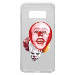 Чохол для Samsung S10e Scary Clown