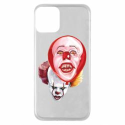 Чохол для iPhone 11 Scary Clown