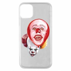 Чохол для iPhone 11 Pro Scary Clown