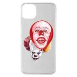 Чохол для iPhone 11 Pro Max Scary Clown