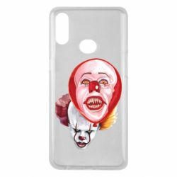 Чохол для Samsung A10s Scary Clown