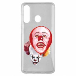 Чохол для Samsung M40 Scary Clown