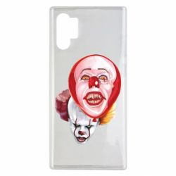 Чохол для Samsung Note 10 Plus Scary Clown