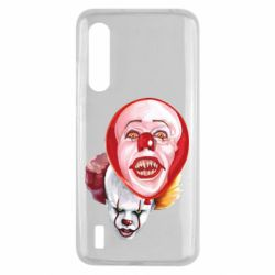 Чохол для Xiaomi Mi9 Lite Scary Clown