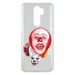 Чохол для Xiaomi Redmi Note 8 Pro Scary Clown