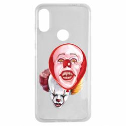 Чохол для Xiaomi Redmi Note 7 Scary Clown